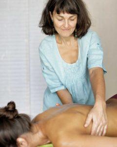 massage sensoriel Isabelle Stiégler